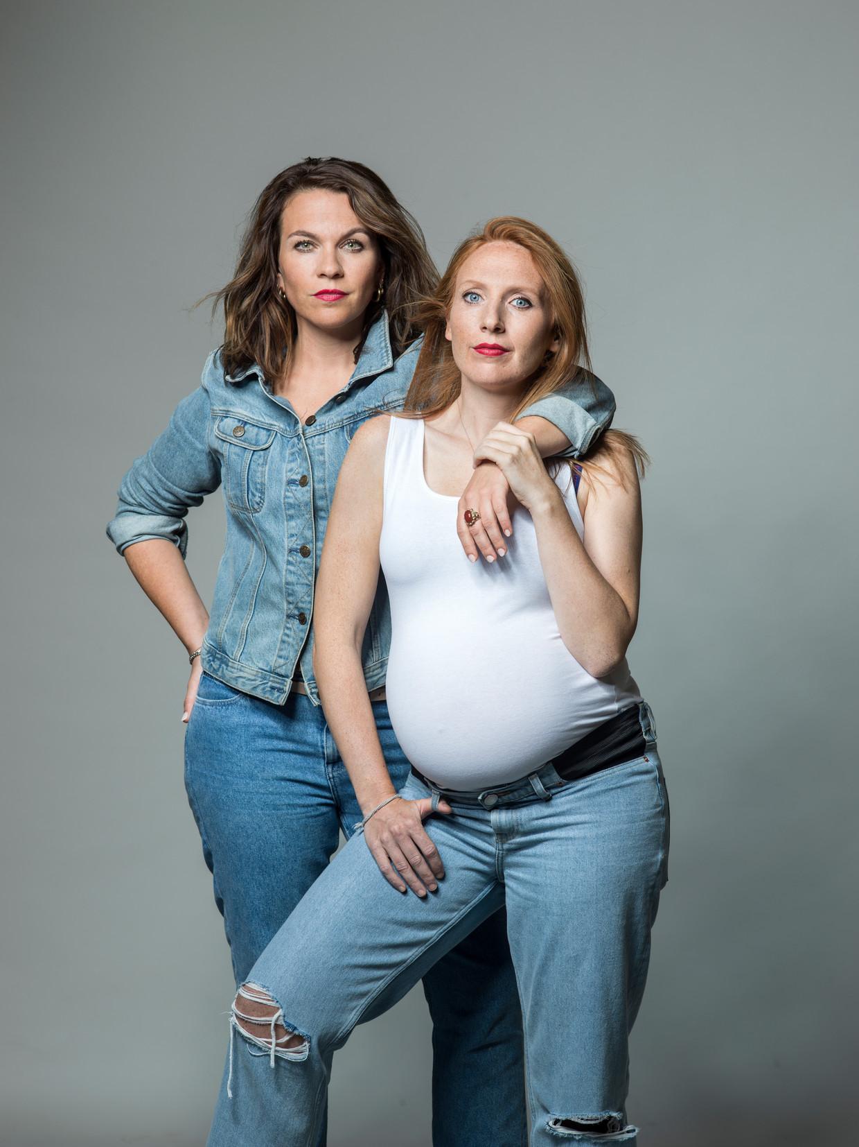 'Ik ben op dieet: ik werd ongelukkig van de beelden van 'Durf te vragen'. Iedereen zei: 'Je hebt zoveel uitstraling!' Maar ik dacht: ik ben te dik ' Beeld Johan Jacobs Humo 2020