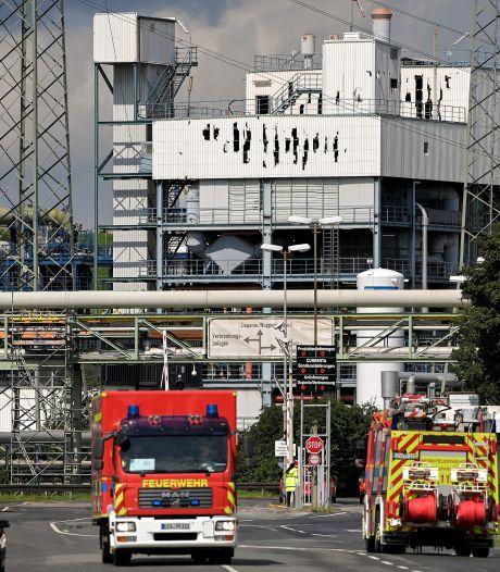 Explosie chemiepark Leverkusen: geen hoop meer voor vijf vermisten, onderzoek naar 'dood door schuld'