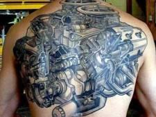 Voici la marque de voiture la plus tatouée sur Instagram