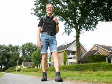 Tinus (74) uit Dedemsvaart wandelt geld bij elkaar met Nierdaagse