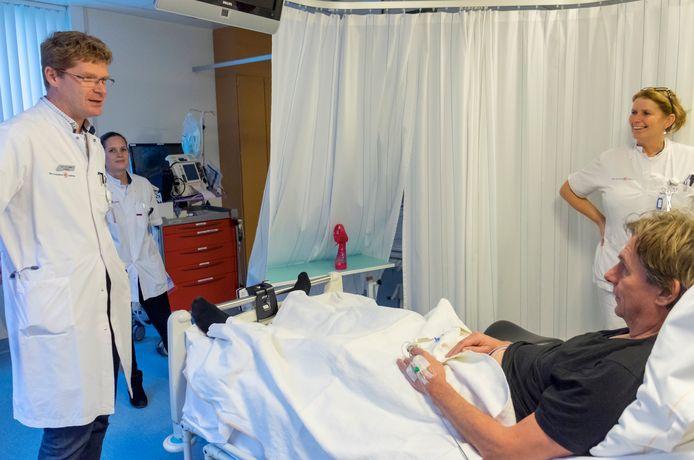 Ziekenhuisbezoek kan straks maximaal 150 euro van het eigen risico kosten
