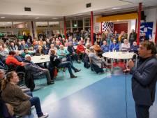 Eerste schetsen nieuwbouw scholen en seniorenwoningen Geldersedijk gepresenteerd