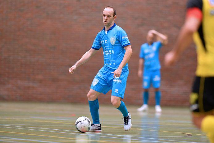 Gabriel Grello zal de match tegen Charleroi in Ruisbroek spelen.