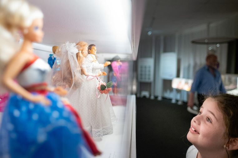 MECHELEN Barbie en Ken krijgen gratis toegang tot het Speelgoedmuseum.