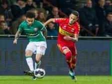 FC Dordrecht lijdt zeer zure nederlaag in Deventer