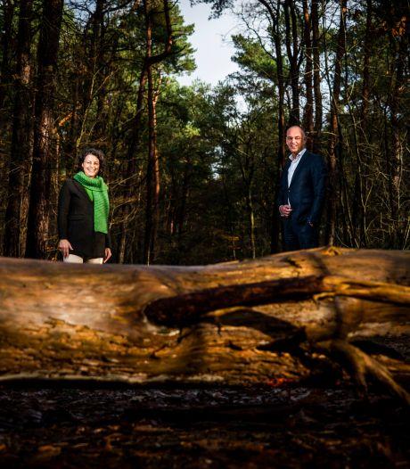 'Nationaal Park Utrechtse Heuvelrug is in trek bij bedrijven en toeristen'
