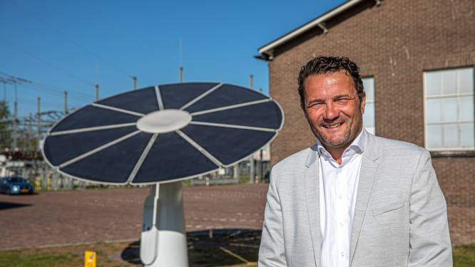 Zwolse 'zonnepanelen in de vorm van zonnebloemen' genomineerd voor nationale innovatieprijs