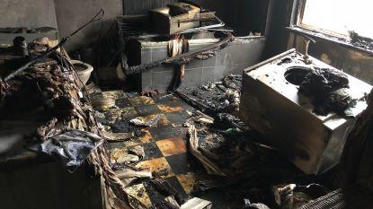 Verzekeraar geeft nog steeds geen groen licht: café Assebroek blijft dicht drie weken na brand