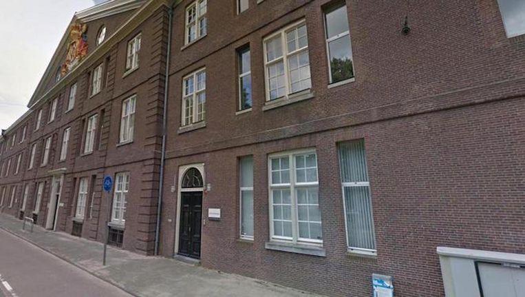 De locatie in de Sarphatistraat Beeld Google Street View