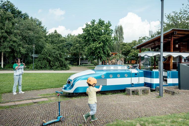 Amstelpark. Beeld Jakob Van Vliet