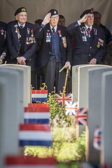 Engelse oorlogsveteranen elk jaar met herdenking van bevrijding naar Eindhoven