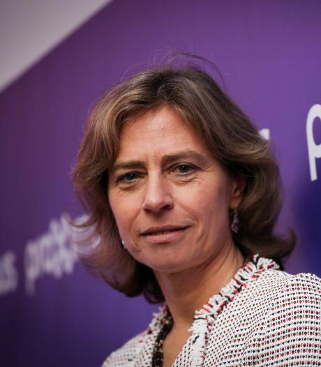 Dominique Leroy, CEO de Proximus, annonce son départ: elle gagnera deux fois plus chez KPN