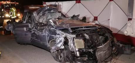 Deux jeunes décèdent dans un accident sur la E17