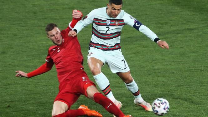 """Strahinja Pavlovic, uitblinker bij Cercle Brugge en bij Servië: """"Cristiano Ronaldo was best aardig"""""""