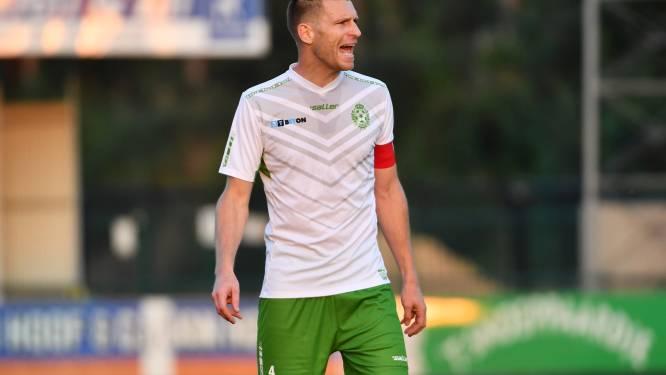 """Aanvoerder Toon Lenaerts speelt met Dessel Sport topper in Patro Eisden: """"Ik verwacht geen doelpuntenfestival"""""""