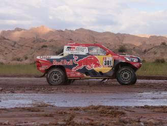 Al-Attiyah pakt zege in 12de rit, Sainz blijft leider in Dakar