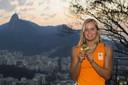 Sharon van Rouwendaal pakte goud in Rio in 2016.