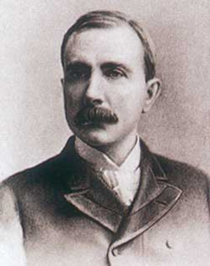 Rockefeller omstreeks 1875
