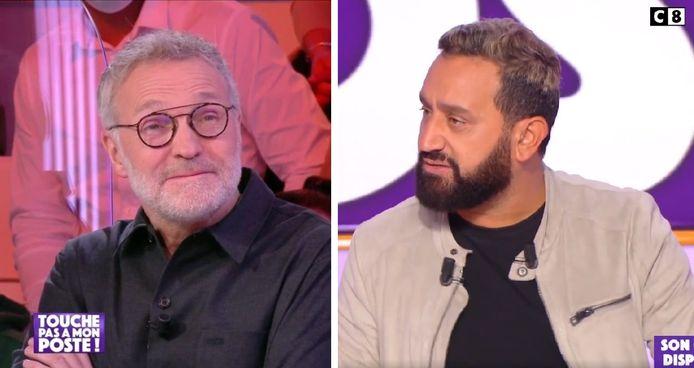 """Laurent Ruquier était invité sur le plateau de """"Touche pas à mon poste"""" mercredi soir."""