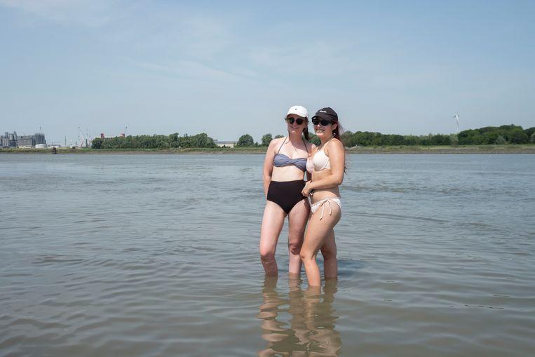 Tess en Valeska