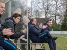 'Mister Blauw Geel' stuurt zijn club vanuit dug-out
