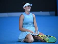 Jennifer Brady na spannende slotgame naar eerste grandslamfinale