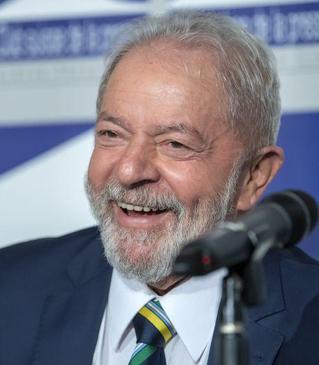 Les condamnations de Lula annulées: champ libre pour la présidentielle