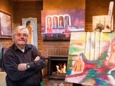 Bloemenman Theo van Leipsig (1937-2021) bracht Valentijn naar Helmond