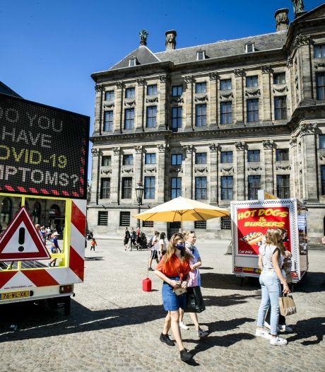 Plus de 600 contaminations en 24h aux Pays-Bas, un record depuis fin avril