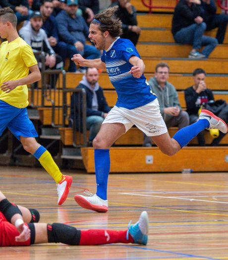 AGOVV Futsal juicht te vroeg tegen HV/Veerhuys en krijgt alsnog nederlaag te verwerken