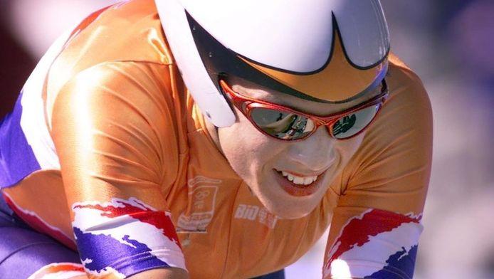 Leontien van Moorsel was de laatste Nederlandse winnares van WK-goud.