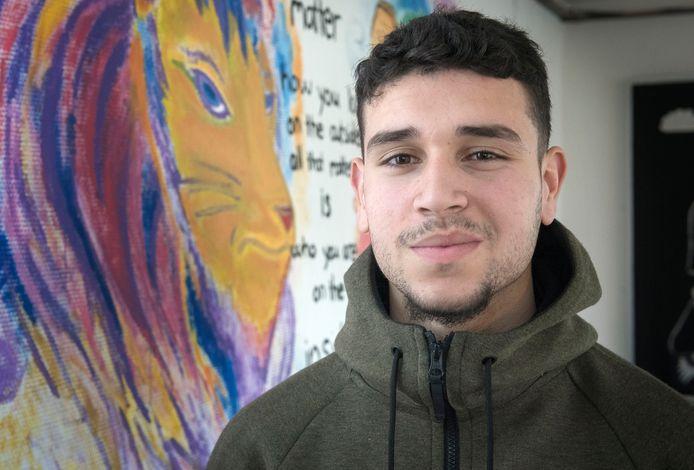 Nassim el Ablak staat als contractspeler van Fortuna Sittard dicht bij een entree in de eredivisie.