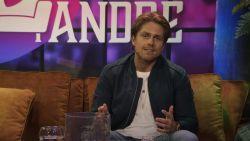 André Hazes verrast met online talkshow
