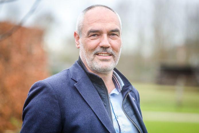 Chris Bourgois werd vrijdagavond verkozen tot nieuwe voorzitter van CD&V Jabbeke.