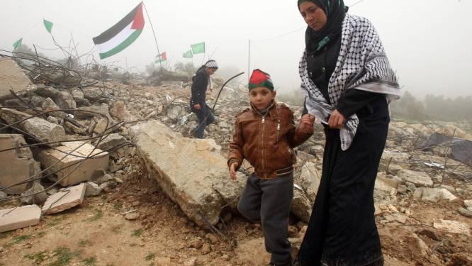 Israël vernielt weer huizen van twee Palestijnen