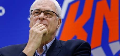 New York Knicks breekt met kampioenenmaker Jackson