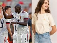 5 t-shirts stylés pour supporter les Diables Rouges à l'Euro