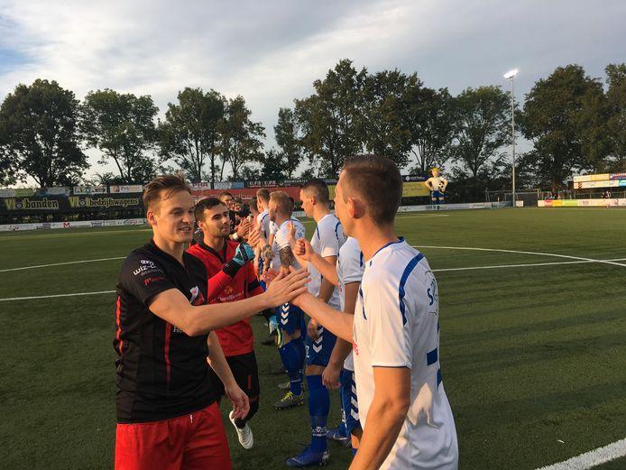 Urk en Flevo Boys staan niet alleen in de competitie, maar ook in de voorbereiding - op 8 augustus - tegenover elkaar.