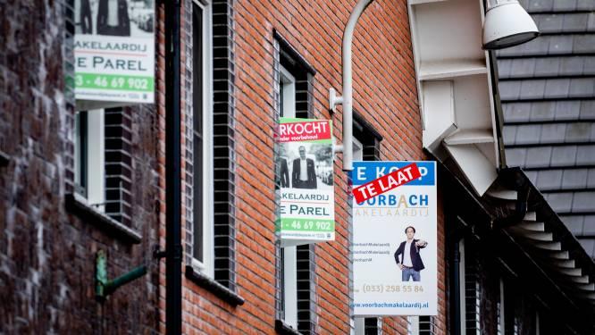 Grootste stijging huizenprijzen ooit: 'Het einde lijkt zoek'