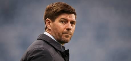 Gerrard en Rangers hebben 55ste landstitel bijna binnen in Schotland