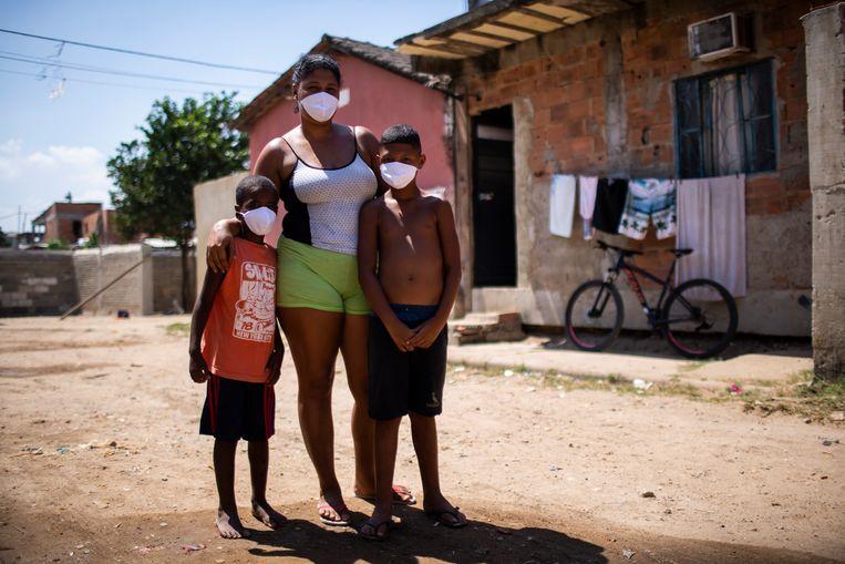 Bij dertigers, veertigers en vijftigers ligt het overlijdensrisico bij de nieuwe Braziliaanse variant ongeveer tweemaal zo hoog.  Beeld Getty