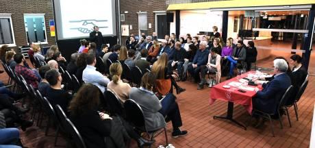 Leerlingen Cambreur in debat met lokale politici