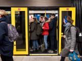 Bijna net zo druk als buslijn 12, maar in de trams van de Uithoflijn wordt wél gelachen