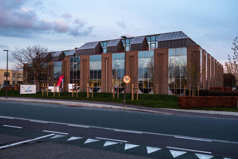 In de gebouwen van Aquafin start een nieuw studieproject onder de naam STUDY360 waar studenten terecht kunnen om te studeren.