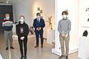 MSKA organiseert een kunsttentoonstelling in de Galerie Alfons Blomme.