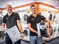Terug van heel lang weggeweest: elektronicaketen Expert durft de strijd in Enschede weer aan