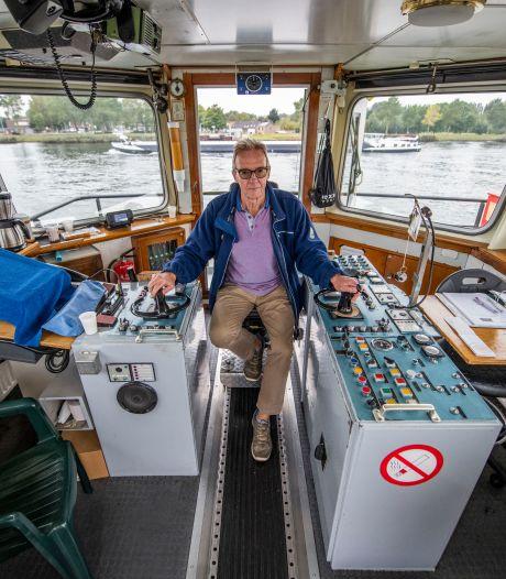 Pont van Sluiskil blijft volgend jaar varen, maar overtocht is niet meer gratis