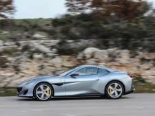 'Instap-Ferrari'biedt spektakel