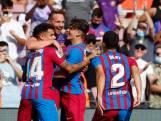 Bekijk hier de eerste goal van Luuk de Jong voor FC Barcelona