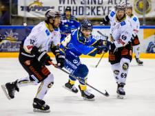 Trappers bereikt halve finale play-offs na spektakelstuk in Erfurt